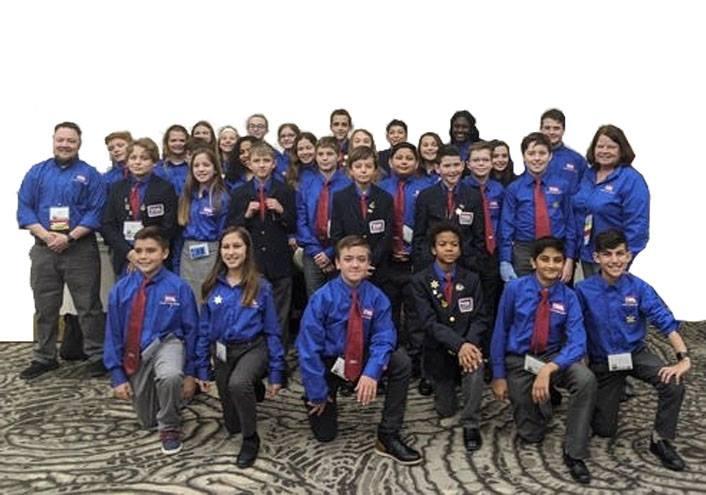 Dr. Mona Jain Middle School TSA